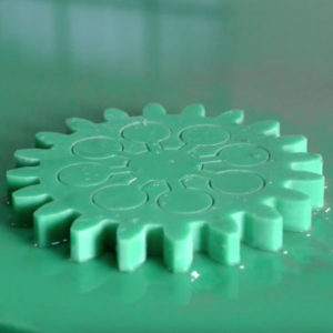 Tworzywo - materiał do cięcia wodą